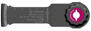 Погружное пильное полотно Bosch Starlock Max Multi-Material MAII 32 APT
