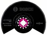 Сегментированный волнистый нож Bosch Starlock BIM ACZ 100 SWB, фото 1