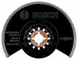 Сегментированное полотно Bosch Starlock Diamant-RIFF ACZ 85 RD4