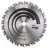 Пильный диск Bosch Construct Wood 350х30, Z24