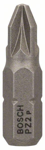 Бита Bosch ECO PZ 2 x 25 мм, 100 шт