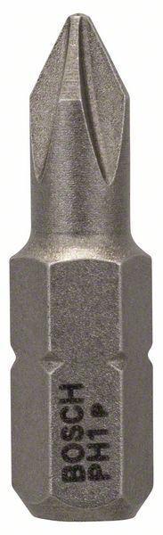 Бита Bosch ECO PH 1 x 25 мм, 100 шт