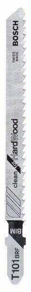 Пилочка для лобзика Bosch Clean for Hard Wood T 101 BRF, 25 шт