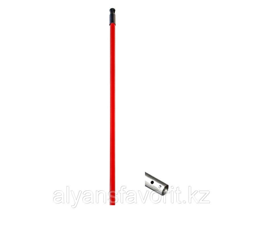 Металлическая ручка 150 см. для флаундера (пластикового держателя)