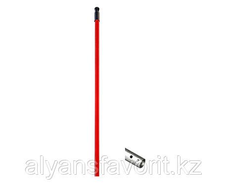 Металлическая ручка 150 см. для флаундера (пластикового держателя), фото 2