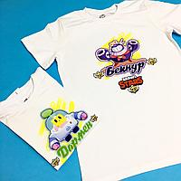 Детская футболка Brawl Stars