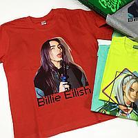 Детская футболка с Билли Айлиш