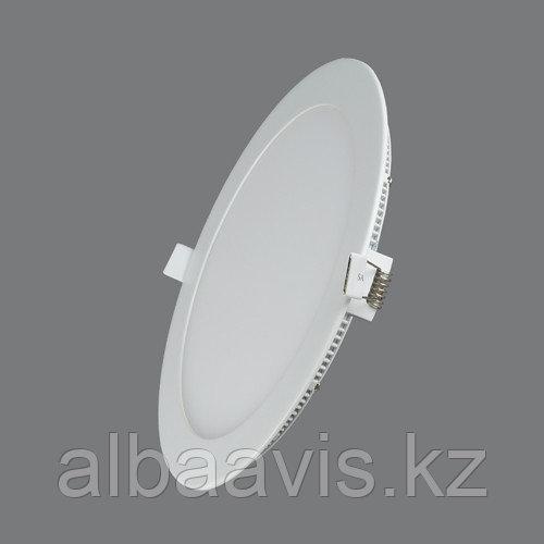 Встраиваемый led потолочный светильник 3 Вт матовый, спот светодиодный,  встраиваемые светодиодные светильники