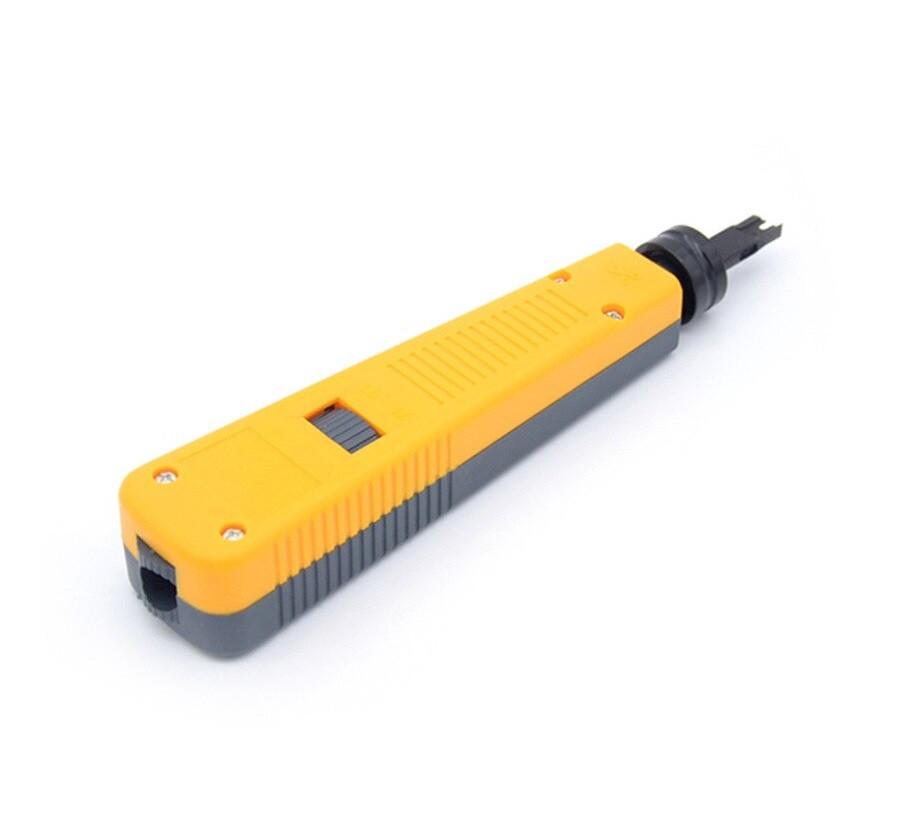 Инструмент для расшивки кабеля на кросс Krone, IDC, MDF