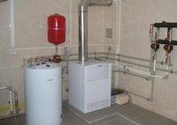 Установка газовых котлов Монтаж газовых котлов любого назначения и сложности в Алматы.