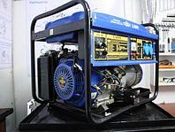 Генератор бензиновый Mateus 6,5GFE 6.5кВт