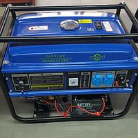 Генератор бензиновый Mateus 6,5GFE 6.5кВт с АВР