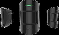 Беспроводной датчик движения с микроволновым сенсором MotionProtect Plus Black, фото 1