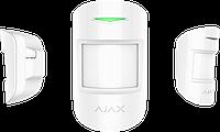 Беспроводной датчик движения с микроволновым сенсором MotionProtect Plus White, фото 1
