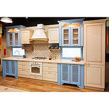 Крашенные кухонные фасады из МДФ