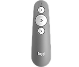 Презентер LOGITECH R500 Laser Presentation Remote - GRAPHITE - BT - EMEA