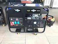 Бензиновый генератор Mateus 12GFE3, (12 кВт), 380В