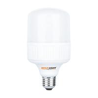 """Лампа LED T118 """"PRO"""" 40w 3600Lm 230v 6500K E27 MEGALIGHT (20)"""