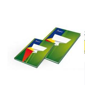 Книга учета А4, матовая обл. твердый переплет, 96 л., клетка