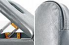 Массажный стол стационарный Comfort SLR-9 (серый), фото 6