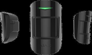 Беспроводной комбинированный датчик движения и разбития CombiProtect Black