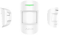 Беспроводной комбинированный датчик движения и разбития CombiProtect White, фото 1