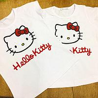 Детская футболка Hello Kitty