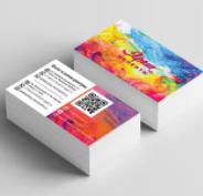 Визитки - Печать и изготовление визиток в Алматы