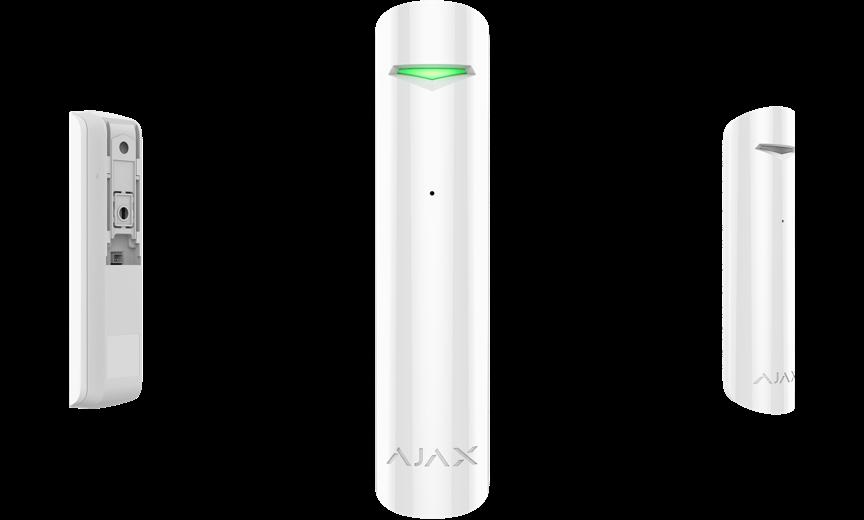 Беспроводной датчик GlassProtect White