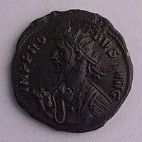 Император Проб. Римская Империя. Номинал: Антониниан. Год чеканки: 276-282гг.