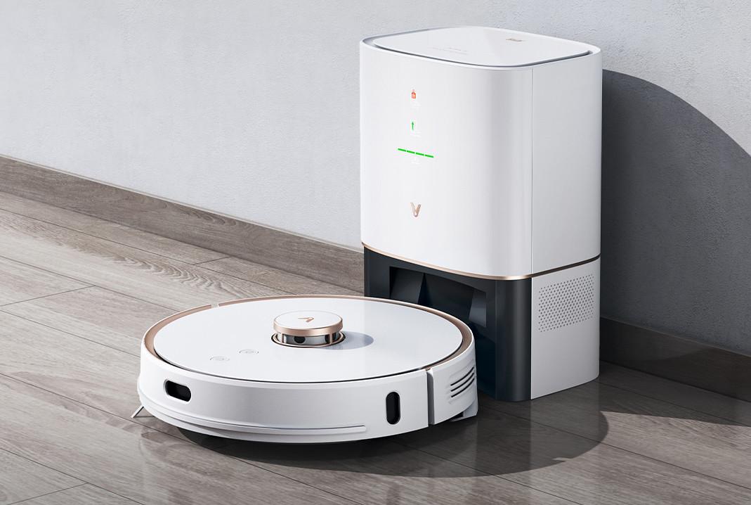 Робот-пылесос XIAOMI VIOMI S9 Vacuum Cleaner
