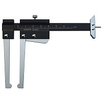 Штангенциркуль для тормозных дисков, 0-60 мм