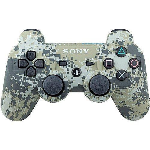 Джойстик для PlayStation3 Dualshock 3 camouflage