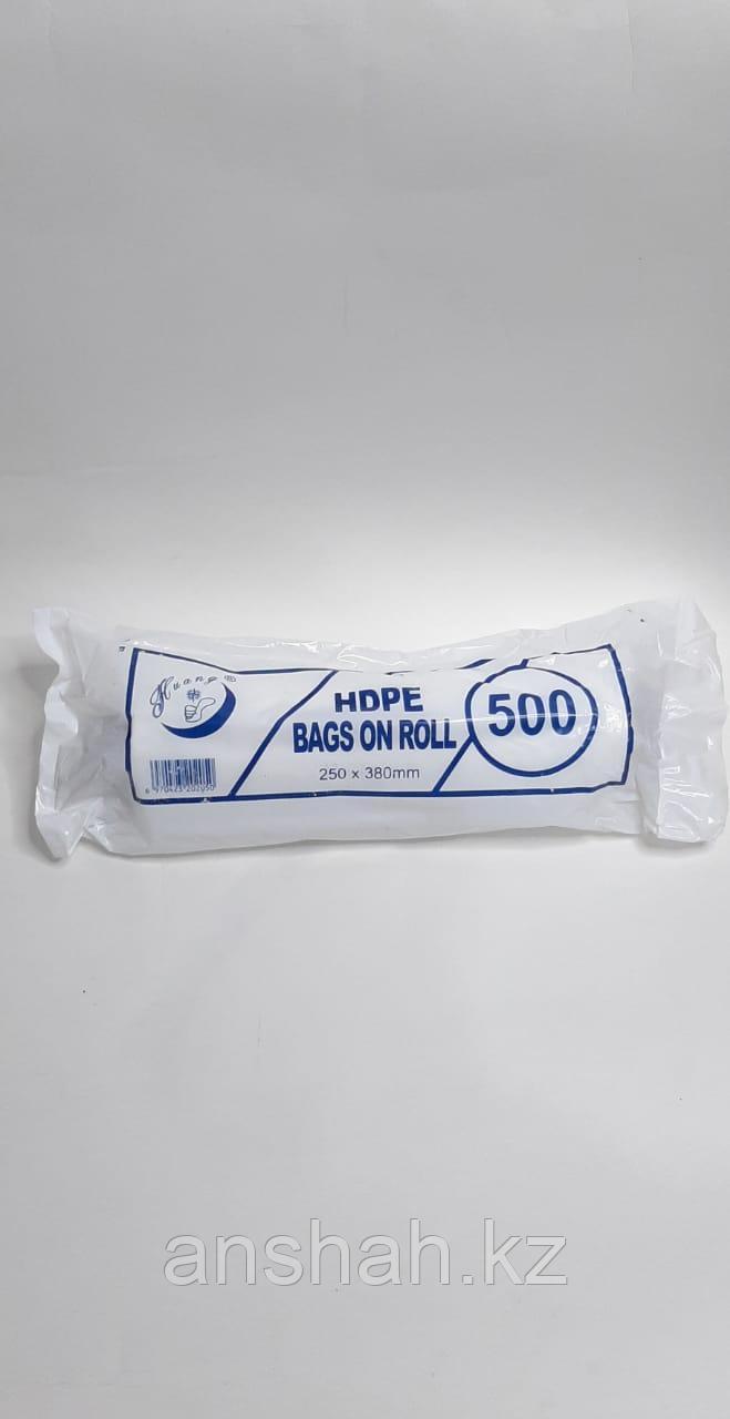 Пакеты рулон без ручки на 1 булку 200шт