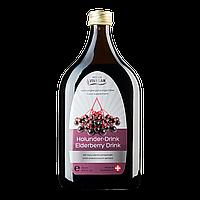 Натуральный швейцарский антиоксидантный напиток Vivasan Бузина черная 500 мл