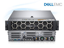 DELL 210-AKXJ-B Сервер PowerEdge R740 8LFF 1/Xeon Silver/4208, 2.1 GHz,16 Gb