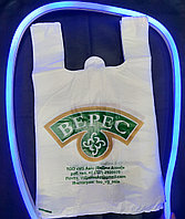 Пакет с логотипом (изготовление, печать на пакетах)