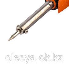 Паяльник-пистолет с регулировкой мощности 25-80 Вт, 220 В Sparta, фото 3