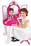 Детский игровой набор туалетный столик, трюмо для девочек, фото 3