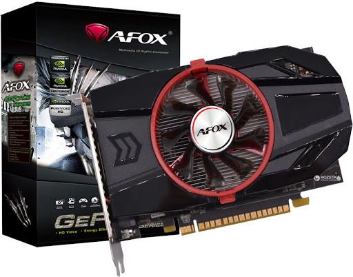 Видеокарта GTX 750/2GB GDDR5 128-bit AFOX