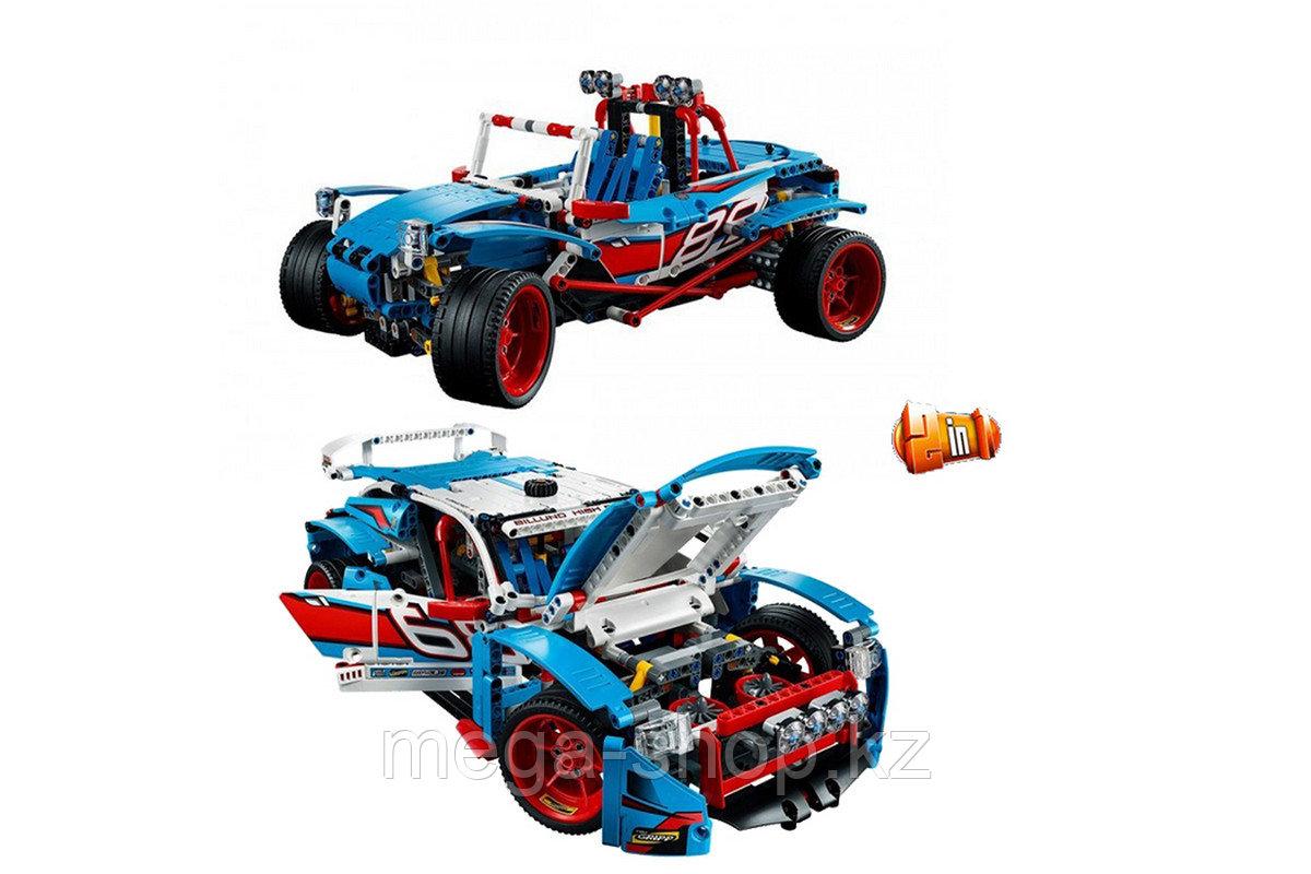 Конструктор Bela Technic Гоночный автомобиль 10826 1029 дет - фото 4