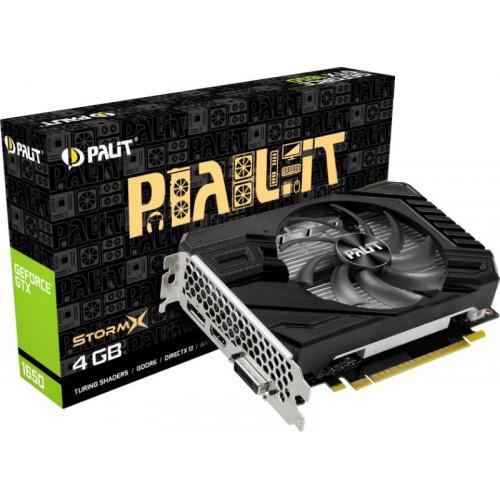 Видеокарта GTX 1650/4GB GDDR6 128-Bit, 1410/1590 MHz Palit