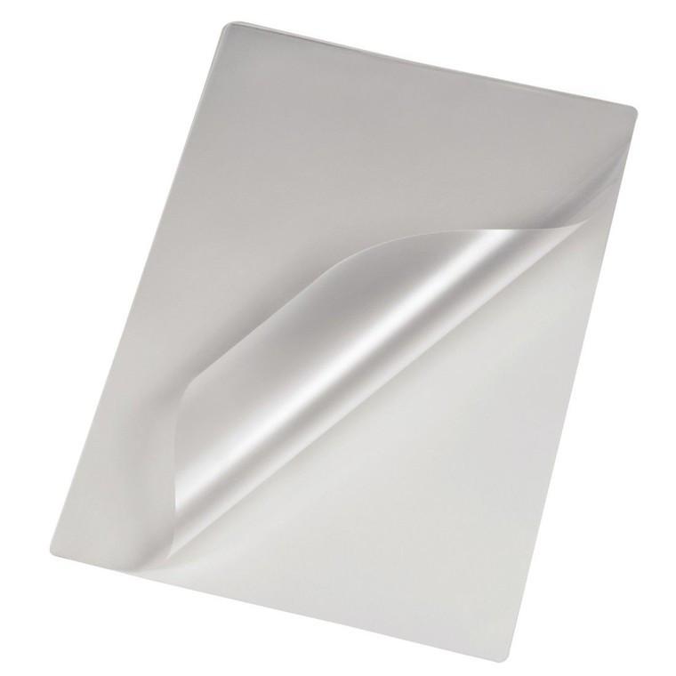 Пленка для ламинатора A4 75мк (100шт) 216мм*303мм закругленные углы