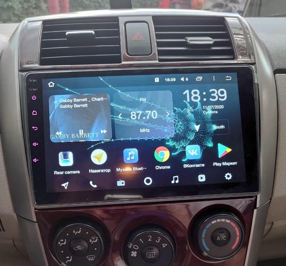 Магнитола Toyota Corolla Teyes spro plus