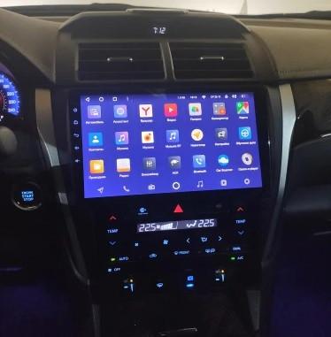 Магнитола Toyota Camry 50 55 Teyes Spro Plus