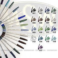 Карандаш для век FLORMAR Eyeliner в ассортименте 17 оттенков