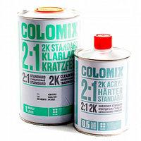 Лак COLOMIX 2К 2+1 STANDART 1л