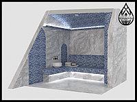 3D моделирование паровых комнат (steam room)