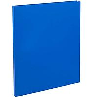 Папка с зажимом OfficeSpace, A4, 15 мм, 500 мкм, синяя