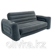 Диван-трансформер надувной Pull-Out Sofa, 203 х 224 х 66 см, 66552NP